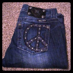 Miss Me Jeans 28x32